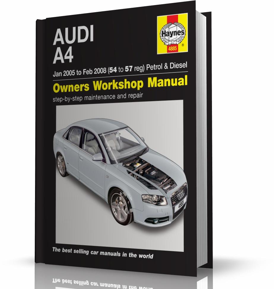 audi a4  2005 2008  b7 instrukcja napraw haynes audi a4 b7 workshop manual free download audi a4 b7 workshop manual free download