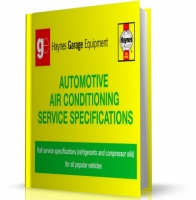 AUTOMOTIVE AIR CONDITIONING SERVICE SPECIFICATIONS