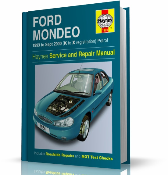 Ford Mondeo 1993 Manual