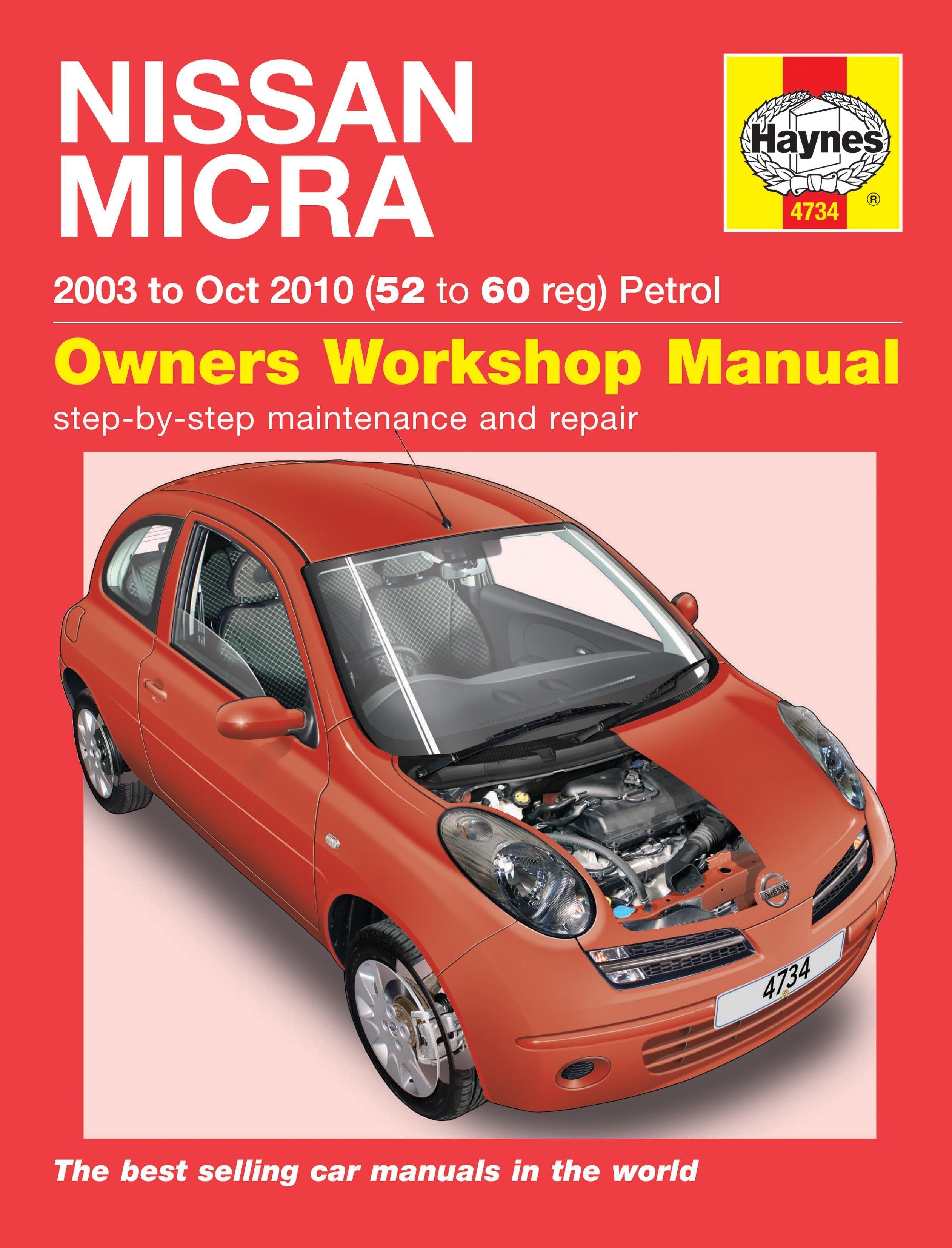 Nissan Micra K12  2003-2010