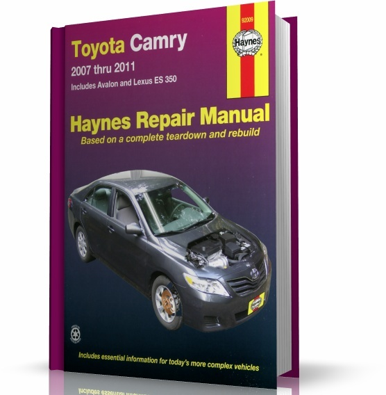 service manual pdf 2007 2011 haynes toyota camry 2007 toyota camry repair manual ebay. Black Bedroom Furniture Sets. Home Design Ideas